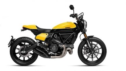 Ducati Scrambler Full Throttle [2019]
